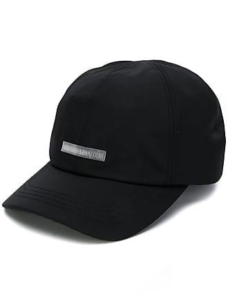 WWWM - What We Wear Matters Boné com patch de logo - Preto