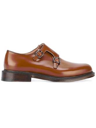 10ac6105909f3 Churchs classic monk shoes - Brown