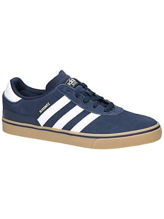 premium selection e223f 1279e adidas Mens Busenitz Vulc ADV Skateboarding Shoes, Blue (MaruniFtwblaGum4)