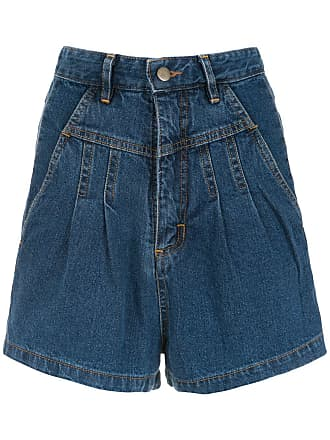 Framed Short jeans Pregas - Azul