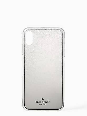 Kate Spade New York Mirror Ombre Iphone Xs Max Case, Silver