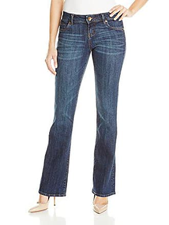 Kut from the Kloth Womens Big Natalie Bootleg In Exceptional, Exceptional, 6