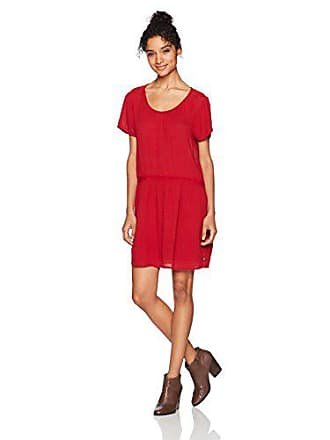 a7f7559ed34c Roxy Womens Bungalow Hide Out Short Sleeve Dress