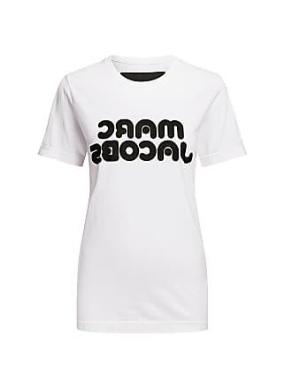 Marc Jacobs Logo Tee White