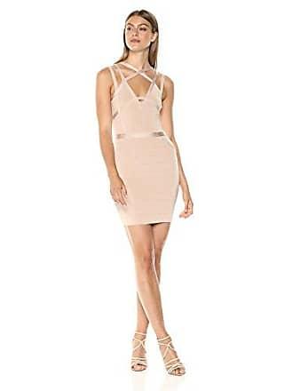 aa795404135d Guess Guess Womens Sleeveless Strappy Mirage Dress Dress