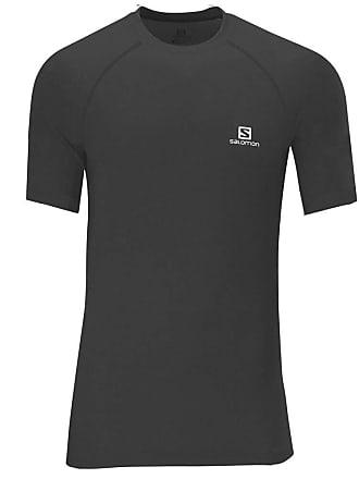 Salomon Camiseta Masculina Hybrid S60302 Preto - Salomon - M