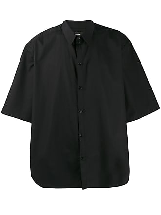 Odeur Camisa lisa - Preto