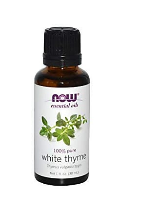 Now Foods NOW Essential Oils, White Thyme Oil, 1-Ounce