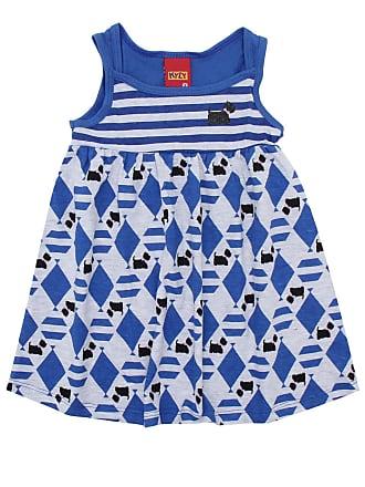 KYLY Vestido Kyly Menina Azul
