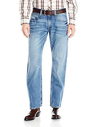 Ariat Ariat Mens M4 Low Rise Boot Cut Jean, Shadow, 33x32