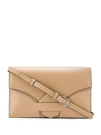 c7947cd4098 Vivienne Westwood embossed logo shoulder bag - Neutrals