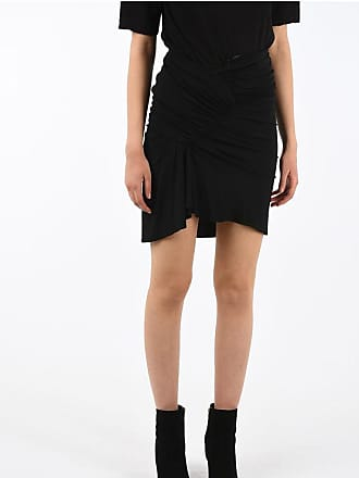 Alexandre Vauthier Draped Mini Skirt size 44
