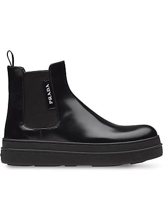 7e6d9847246361 Chaussures D Hiver Prada®   Achetez jusqu  à −65%   Stylight