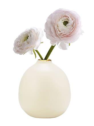 Aerin Eloise Bud Vase - Cream - Medium