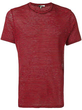 Isabel Marant Camiseta listrada - Vermelho 75430493ae3