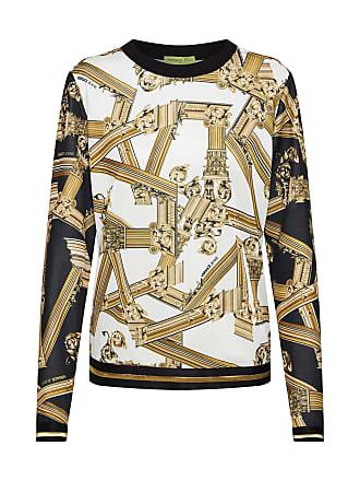48655613530139 Versace Jeans Couture Sweatshirt TDM309 print gemengde kleuren
