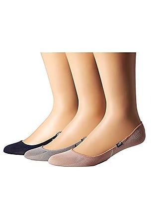 9ec08831e33bc New Balance No Show Liner 3-Pair (Conch Shell/White/Silver Mink