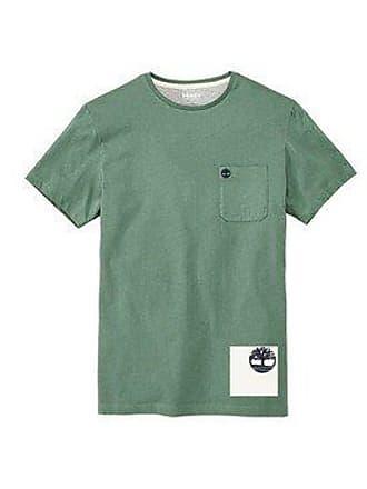 d23376bd34a9c5 Timberland SS Dunstan River Pocket Slim Tee T-Shirt, Bianco (White 100)