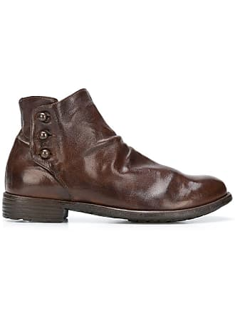 Officine Creative Mars boots - Brown