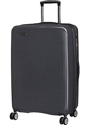IT Luggage IT Luggage 27.2 Signature 8-Wheel Hardside Expandable Spinner, Charcoal Gray
