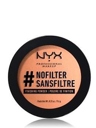 NYX Cosmetics NoFilter Finishing Powder Fixierpuder 9.6 g
