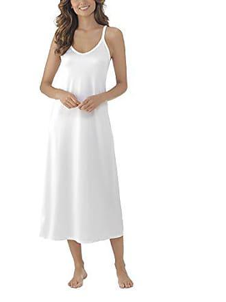 Vanity Fair Womens Tailored Spinslip 10158, Star White, Size 36, 32 Inch