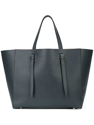 Valextra large tote bag - Azul