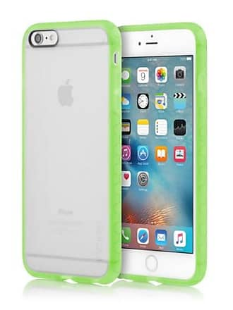 Incipio Octane Series Hybrid Case for iPhone 6 Plus/6s Plus - Frost / Lime Green