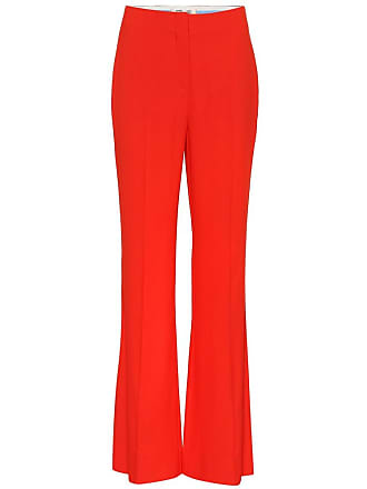 Diane Von Fürstenberg High-waisted flared pants