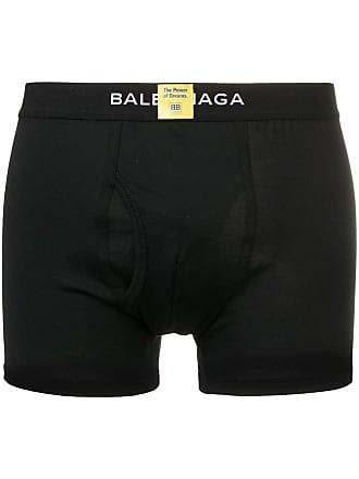 Balenciaga Cueca boxer - Preto
