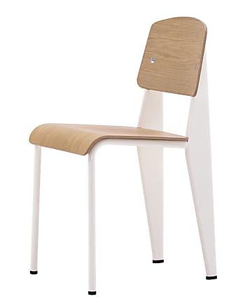 Vitra Standard Chair Ecru & Oak