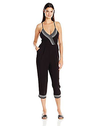 La Blanca Womens Sevilla Capri Jumpsuit Cover Up, Bwh, XL