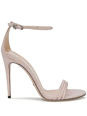 abe41f2a8 Gucci suede 110 sandals - Pink