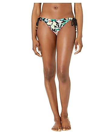 0e5481a7449e1 Tommy Bahama Fleur De Flora Reversible String (Black) Womens Swimwear