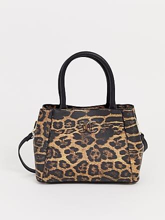 f15ea00b6 Juicy Couture Juicy Black Label Dawson grab bag in leopard print