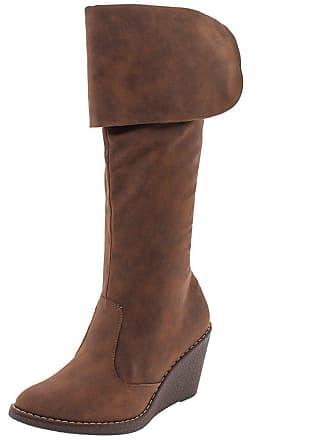 d3c3e50fadf Piccadilly Bota Feminina Cano Alto Camel Piccadilly - 336007