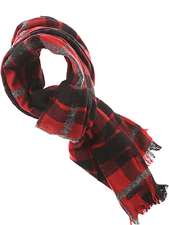 63a971021c Dsquared2 Sciarpa Foulard Uomo On Sale in Outlet, Rosso, Lana, 2017, one