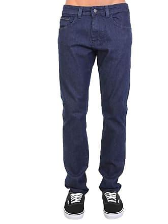 Billabong Calça Jeans Billabong Slim Around Azul