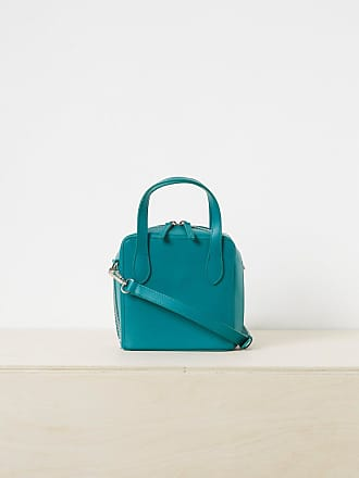 French Connection Lula Recycled Leather Crossbody Bag