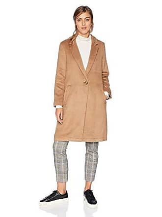 05b03cbce267 cupcakes and cashmere Womens Fayola Double Faced Melton Duster