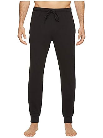 2aca08b51446 Polo Ralph Lauren Relaxed Fit Jersey Jogger Pants (Polo Black Red Polo  Player)