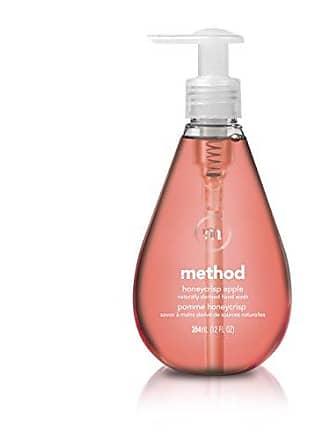 Method Gel Hand Soap, Honeycrisp Apple, 12 Ounce (6 Count)