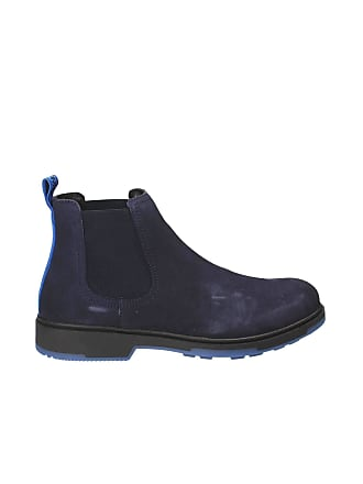 cccc19f98772f6 Tommy Hilfiger EM0EM00185 Ankle Boots Man Blue 44