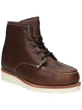 Red Timberland Boots for Mens