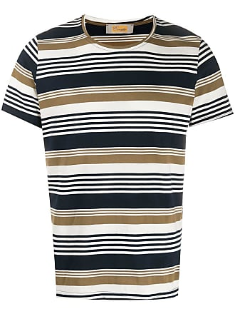 Entre Amis Camiseta listrada - Azul