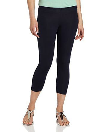 Only Hearts Womens So Fine Cropped Legging, Navy, Small