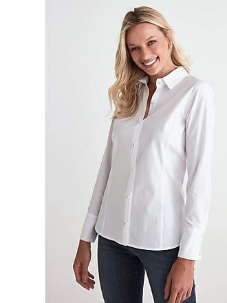 Stroke Camisa Slim Branca CAMISA SLIM M/L-BRANCO-01