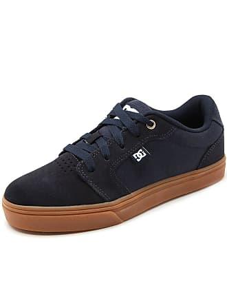 DC Tênis DC Shoes Anvil La Azul-Marinho