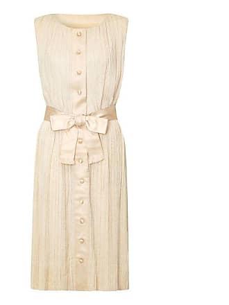 dc85cad601a8 Sarmi 1960s Sarmi Cream Silk Evening Or Bridal Dress
