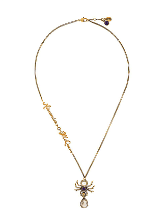 Alexander McQueen Spider necklace - Metallic